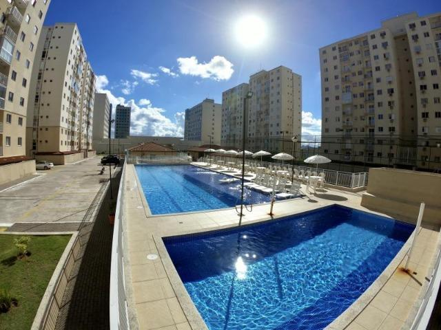 Lindo Apartamento 3 Quartos com Suíte + Quintal Privativo no Villaggio Limoeiro - Foto 14