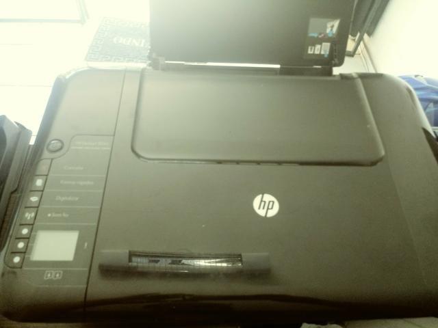 HP 3050 Wifi / Bulk ink - Foto 2