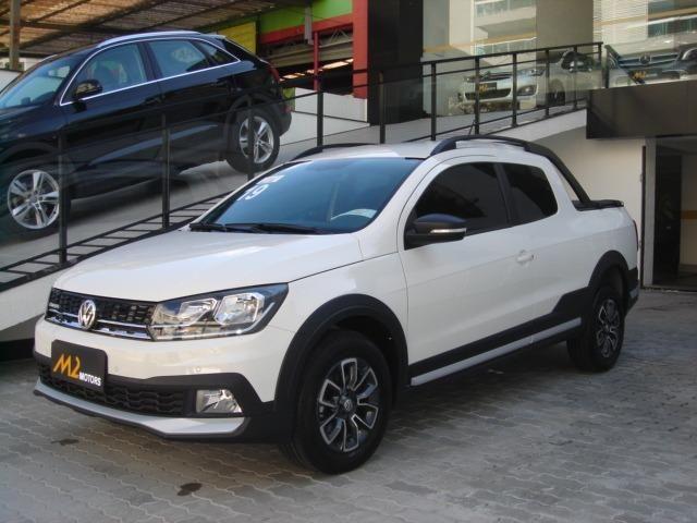 VW - Saveiro Cross CD 1.6 MSI 120cv MT 2019