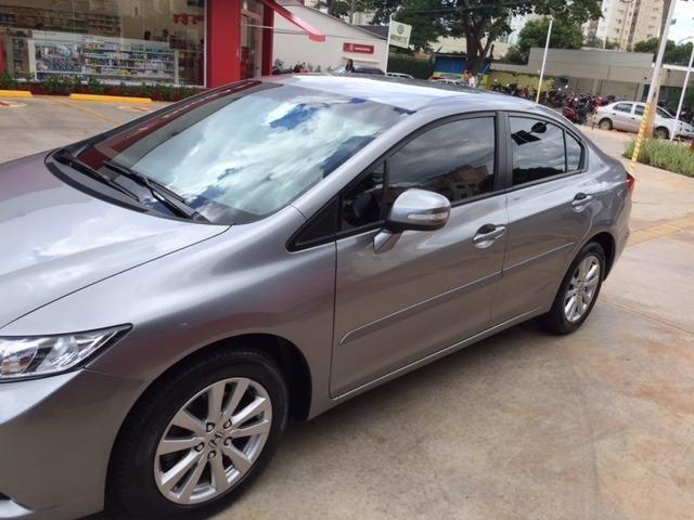 Honda civic 2.0 lxr flex one 13/14 - Foto 5