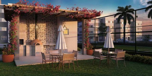 Madrid,Dois quartos Av Iguatemi Um Bairro Novo-estrutura de resort - Foto 10
