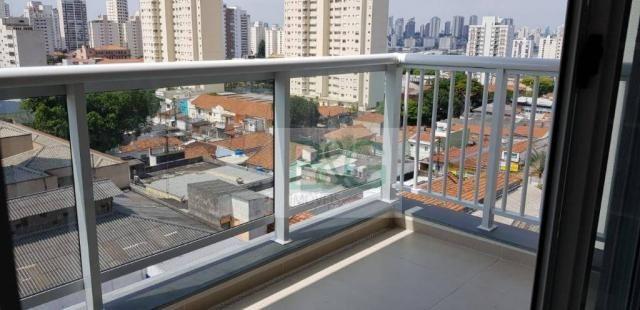 Studio com 1 dormitório para alugar, 34 m² por r$ 2.102,00/mês - ipiranga - são paulo/sp - Foto 3