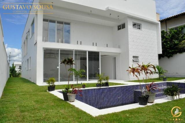 Mansão no Alphaville Fortaleza com 4 Suítes e Arquitetura diferenciada - Foto 2