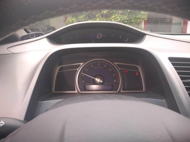 Honda Civic 1.8 lxs automático 2010, filé muito novo! - Foto 2
