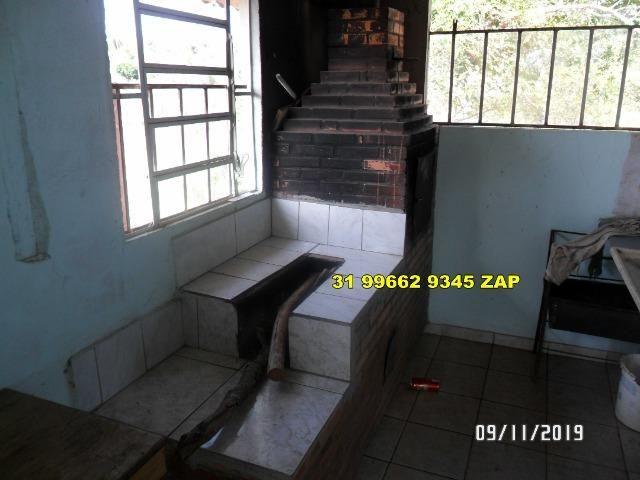 Lindo Sítio Casa Colonial 3 qts Barato-Piscina-Pomar Variado-Curral-Açude-20 mil mts - Foto 6