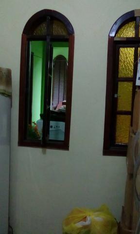 Duas casas por R$ 185,000.00,( Duas lindas casas com cobertura e churrasqueira) - Foto 10