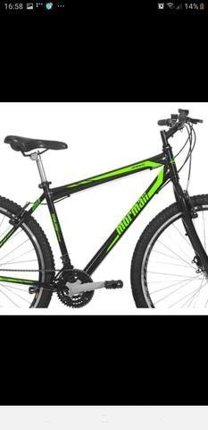 Vendo bicicleta mormai