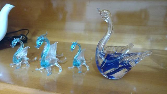 Lindos enfeites de cristal - Foto 2