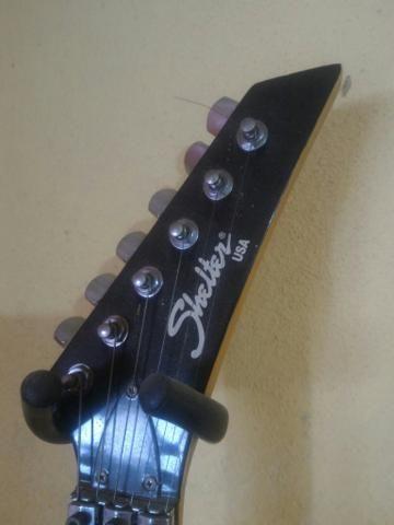 Guitarra Shelter usa stratocaster - Foto 2