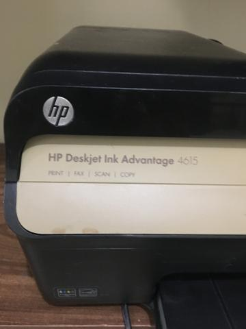Impressora Hp Deskjet Ink Advantage 4615 - Foto 3