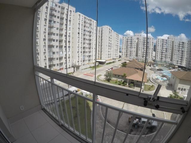 FA - Apartamento 2 Qrts com suíte - Villagio Laranjeiras - Foto 5