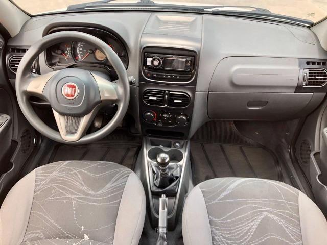 Fiat Strada Hard Working 1.4 - Sem Entrada - Foto 6