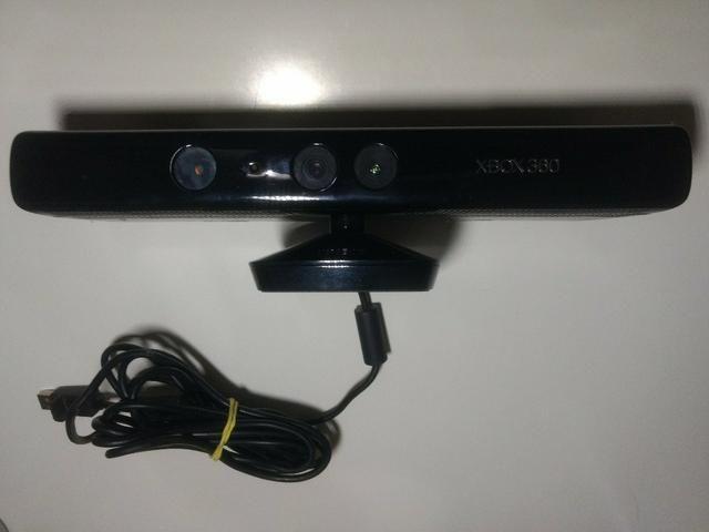 Kinect para Xbox 360 com 6 meses de uso