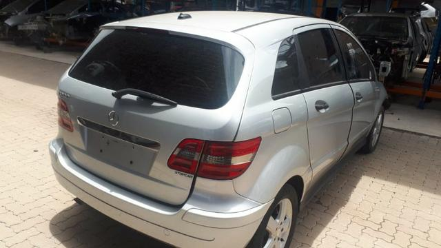 Sucata Mercedes-benz B-200 2008 2.0 Gasolina