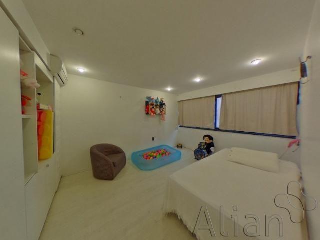 Apartamento 4 suítes Beira mar, vista Mucuripe - Foto 11
