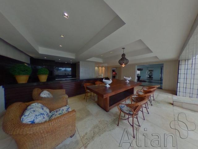 Apartamento 4 suítes Beira mar, vista Mucuripe - Foto 6