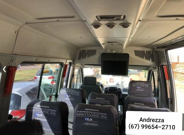 Van Fiat Fica do Minibus 2.3 - Foto 3