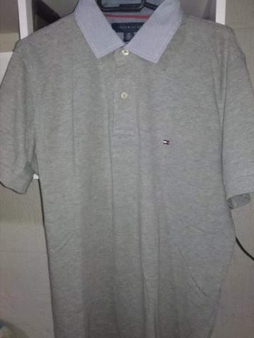 f432120bf7 Camisa polo Tommy Hilfiger tamanho p m usado apenas uma vez - Roupas ...