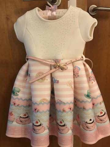 de4eeffa1 Vendo vestido Petit Cherie - Artigos infantis - Lagoa Nova, Natal ...