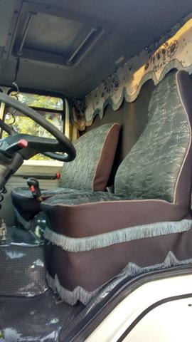 Ford Cargo 1622 truck 6x2 com caçamba Rosseti 10m3 unico dono - Foto 15