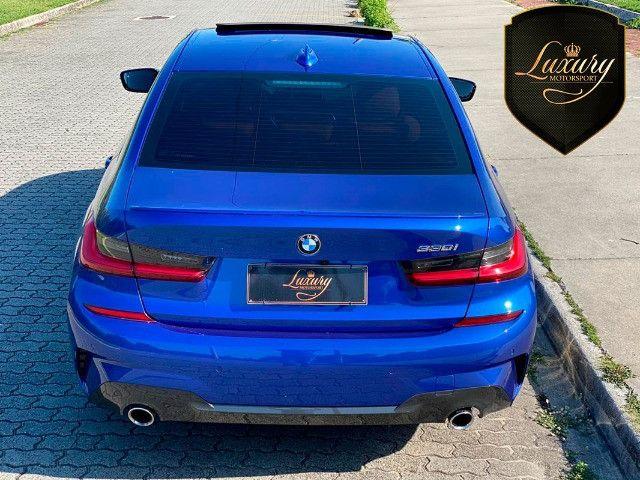 BMW 330i 2020 Azul M-Sport - Foto 19