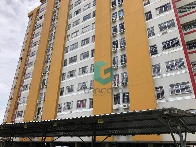Apartamento com 3 dormitórios à venda, 60 m² por R$ 230.000 - Parangaba - Fortaleza/CE - Foto 3