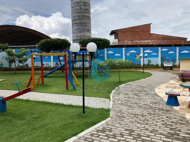 Apartamento com 3 dormitórios à venda, 60 m² por R$ 230.000 - Parangaba - Fortaleza/CE - Foto 6
