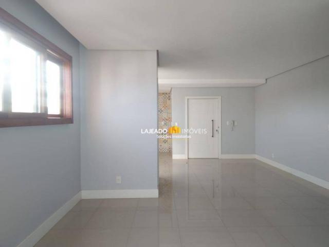 Apartamento para alugar, 182 m² por R$ 3.185,00/mês - Centro - Lajeado/RS - Foto 2