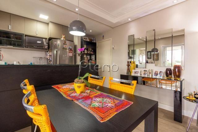 Apartamento à venda com 2 dormitórios em Taquaral, Campinas cod:AP020414 - Foto 2