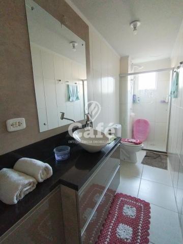 Apartamento de 2 dormitórios, sala, cozinha e área de serviço. - Foto 11