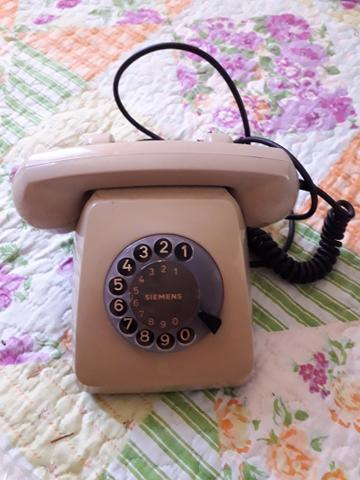 Telefone de Disco Siemens