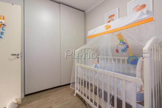 Apartamento à venda com 2 dormitórios em Taquaral, Campinas cod:AP020414 - Foto 13