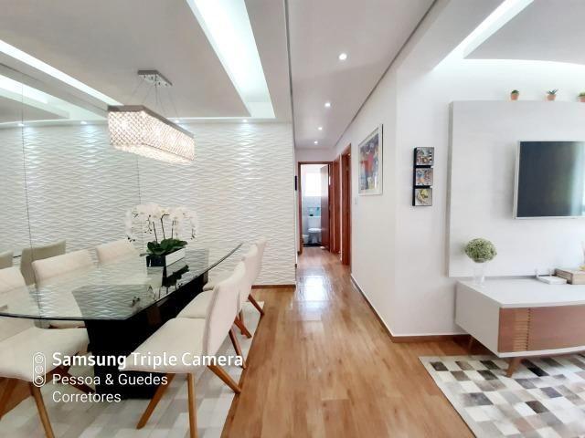 Apartamento 2 Quartos 1 Vaga 49 m² com Lazer Móveis Planejados Aceita Permuta - Foto 3