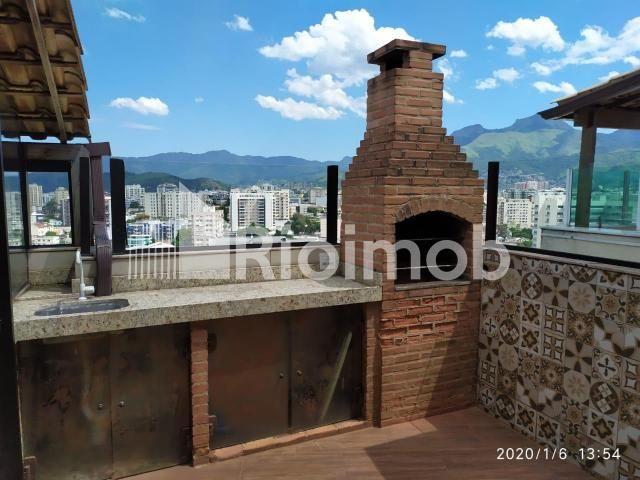 Apartamento para alugar com 2 dormitórios em Del castilho, Rio de janeiro cod:3393 - Foto 12