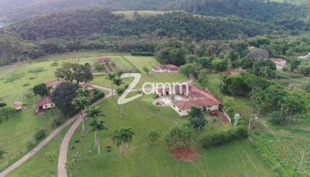 Chácara à venda com 5 dormitórios em Sousas, Campinas cod:FA001327 - Foto 2