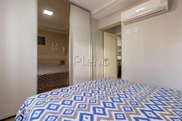 Apartamento à venda com 2 dormitórios em Taquaral, Campinas cod:AP020414 - Foto 15