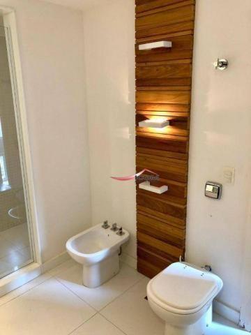 Apartamento com 3 dormitórios para alugar, 330 m² por R$ 50.000,00/mês - Ipanema - Rio de  - Foto 9