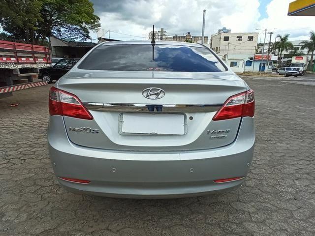 Hyundai HB20 Sedan premium 1.6 automático 2014 impecável, completo, leia o anúncio - Foto 5