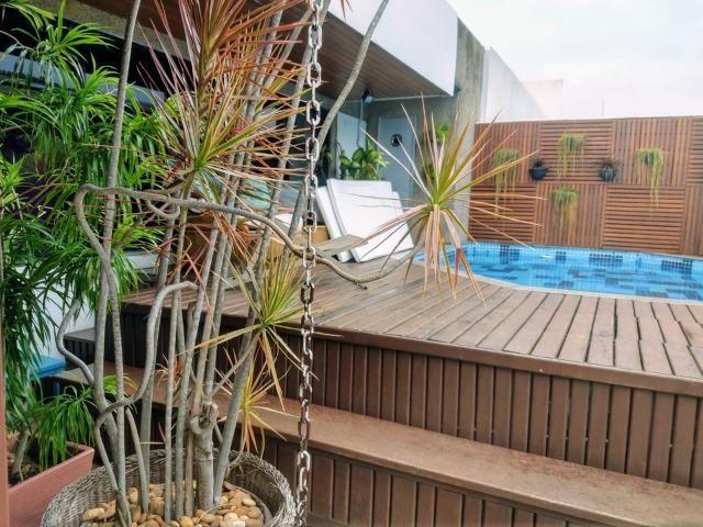 Cobertura linear de 03 quartos (02 suítes) no Jardim Oceânico - Barra da Tijuca - RJ