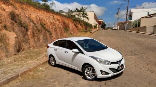 Hyundai HB20s 1.6 Premium Aut Branco Completo - Foto 13