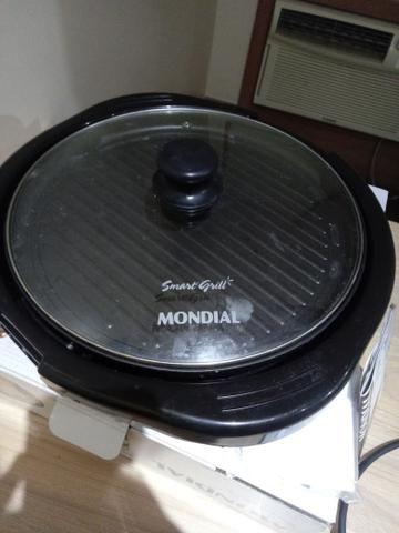 Smart Grill Eletrico - Foto 3