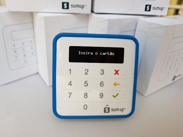 Maquinetas de Cartão Sumup 1% de Taxa - Foto 2