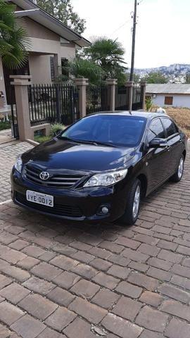Corolla 2012 XEI automático lacrado