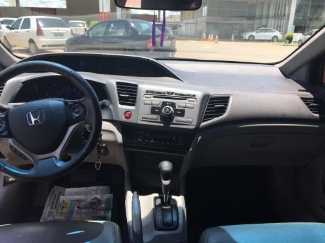 Honda Civic 1.8 LXS Automático - Foto 11