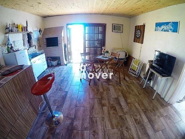 Casa 2 Dormitórios, Lareira, Espaço Gourmet e Piscina - Foto 12