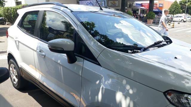 EcoSport automática 1.6 Branca - Foto 2