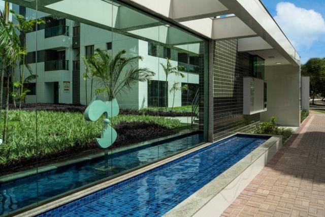 Vendo o melhor apartamento com 3 quartos no cordeiro / Caxangá - Pronto para Morar - Foto 13