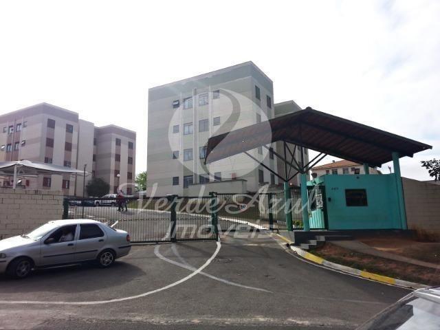 Apartamento à venda com 2 dormitórios em Jardim nova mercedes, Campinas cod:AP005194 - Foto 2