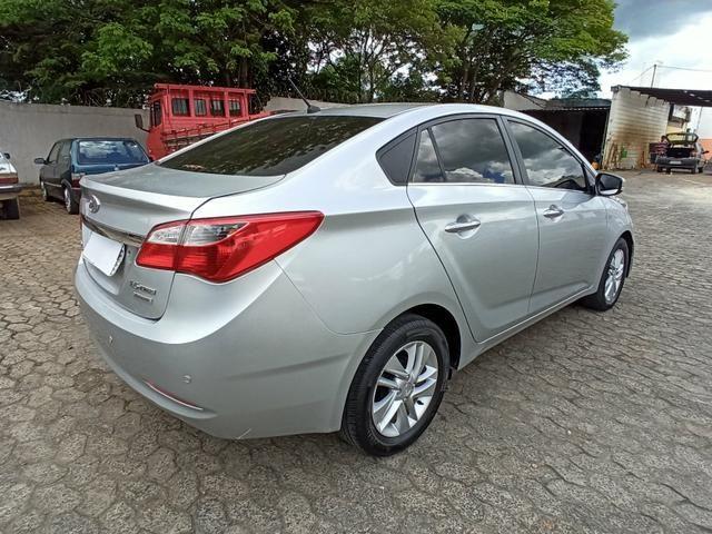 Hyundai HB20 Sedan premium 1.6 automático 2014 impecável, completo, leia o anúncio - Foto 6