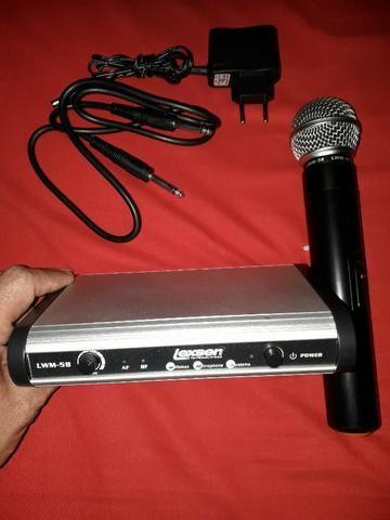 Excelente Microfone Sem Fio Lexsen LWM58 - Não Perca Essa Oportunidade! - Foto 2
